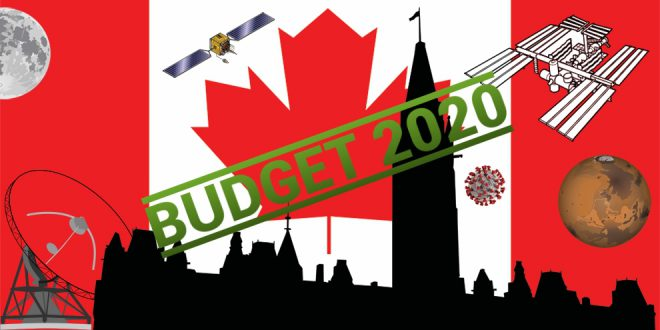Canadian Space Agency budget increases 20% for 2020-21