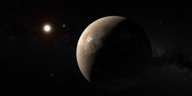 Earth's next door neighbour Proxima Centauri B on Science Weekend