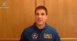 Astronaut Jeremy Hansen