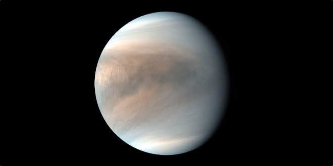 Venus Day Size from March 30, 2018