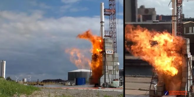 Rocket Engine Test Stands - Where Rocket Science is Proven
