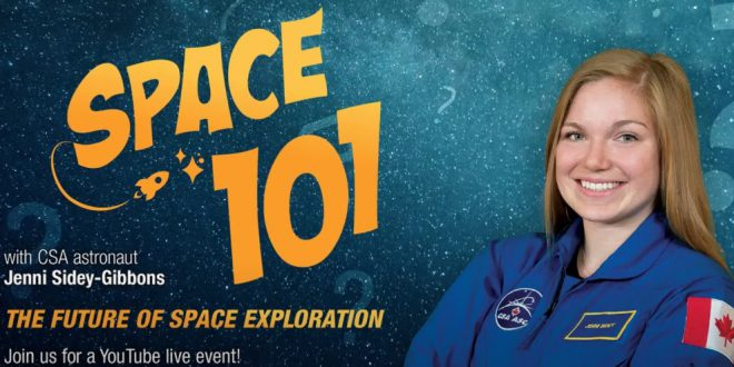 The future of space exploration – Space 101 with Jenni