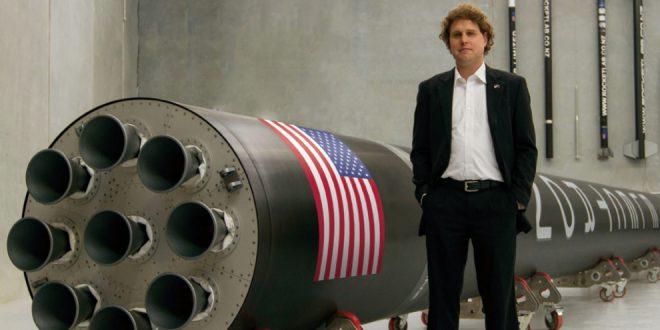 Peter Beck, CEO, Rocket Lab