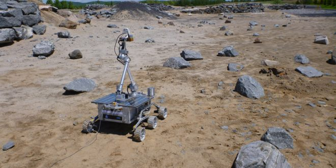 Canada in negotiations with NASA to send a rover to the Moon