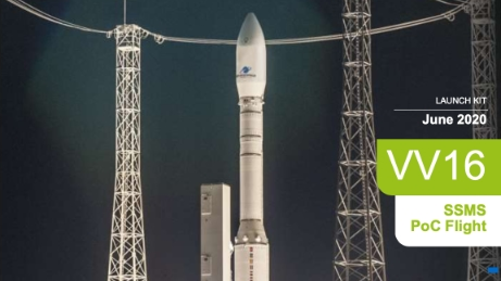Arianespace VV16 Mission