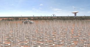 Hundreds of thousands and eventually up to a million low-frequency antennas will be located in Western Australia
