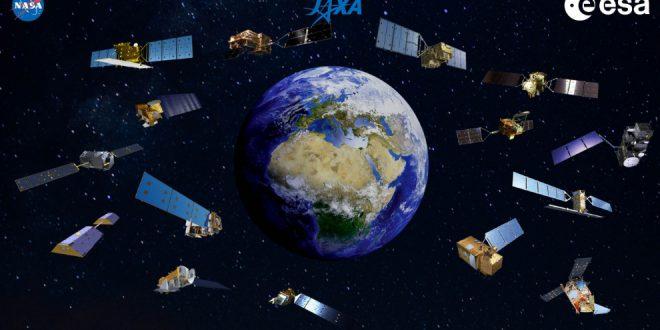 NASA, ESA, and JAXA COVID-19 Earth Observation Dashboard