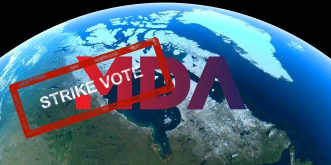 MDA union votes to strike