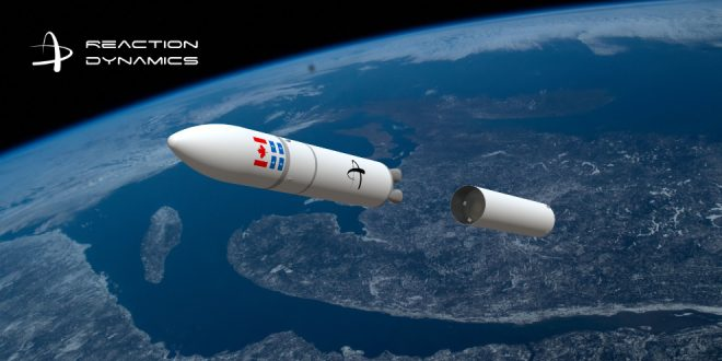 Reaction Dynamics receives $1.5 million from Canadian Space Agency for rocket engine development