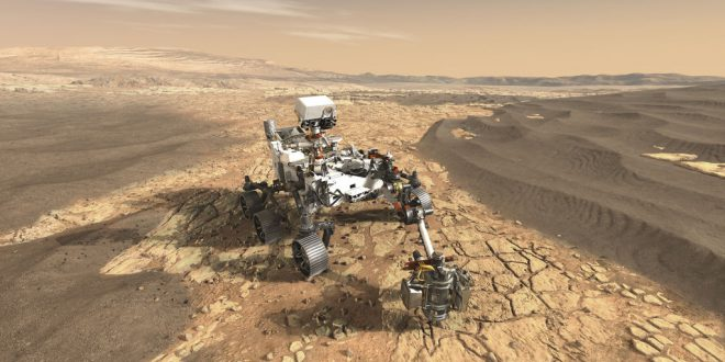 Mars Perseverance Rover enters safe mode briefly