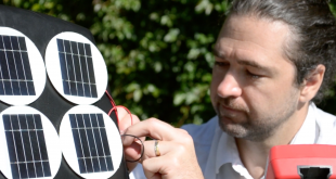 Edgehog technologies has developed dio-inspired, nanotextured, anti-reflection glass for high performance solar panels and is a graduate of the CDL space stream