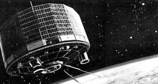 Television Infra-Red Observation Satellite (TIROS-1), the world's first successful weather satellite