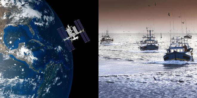 The Digital Technology Superclusters funds the Protecting our Oceans and Satellite-based Environmental Analytics projects