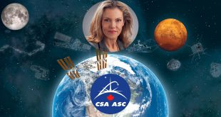 Lisa Campbell named Canadian Space Agency President