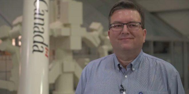 Martin Hébert, Director, Strategic Integration, Canadian Space Agency