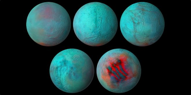 New features revealed on icy moon Enceladus