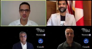 Virtual announcement between the MILO Institute and Western University