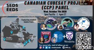 Canadian CubeSat Project progress update