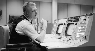 NASA Flight Director Gene Kranz