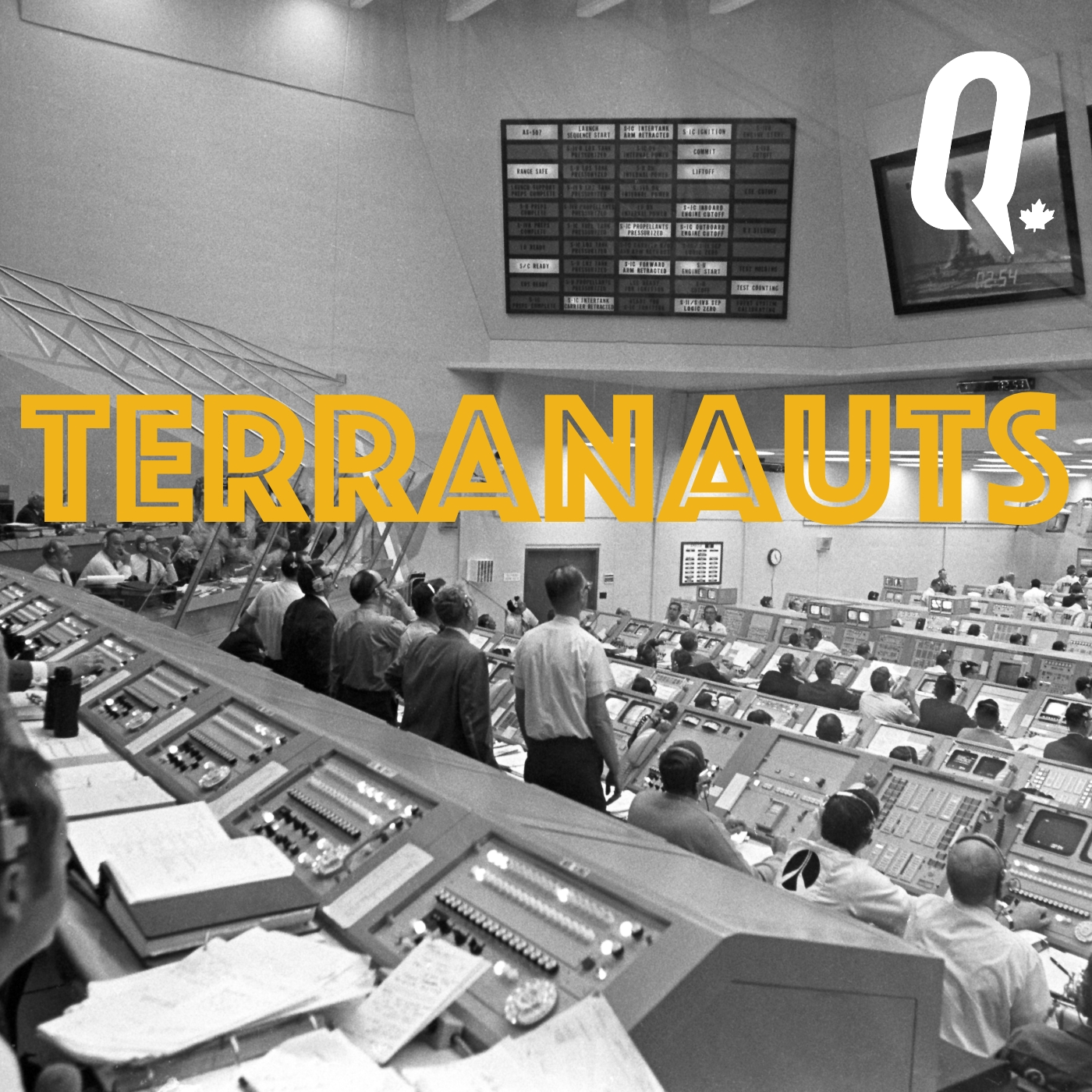 Terranauts Podcast