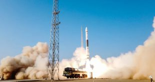 Launch of GalaxySpace satellites
