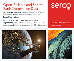 Serco Canada - Open, reliable and secure Earth observation data