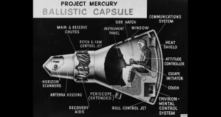 Project Mercury capsule