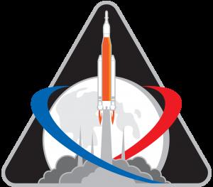 NASA Artemis 1 mission logo