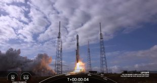 Launch of the SpaceX Falcon 9 rocket for the Transporter-1 dedicated rideshare mission and includes Canadian satellites from GHGSat and Kepler Communications