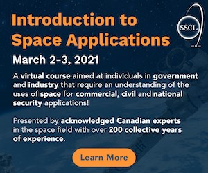 Space Applications Course - SSCL Training Solutions