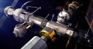 Lunar Gateway and Canadarm3