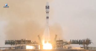 Soyuz-2.1a launch of the commercial mission by GK Launch Services with two Kepler Communication satellites onboard