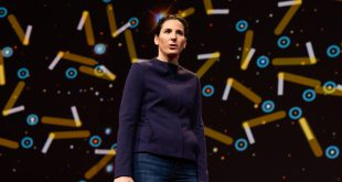 Juna Kollmeier at a TED Talk