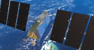 Telesat Lightspeed LEO satellite illustration