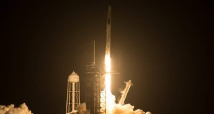 The SpaceX Dragon Crew-2 launch