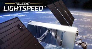 Telesat LEO satellite constellation