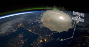 Capella Space Synthetic Aperture Radar (SAR) satellite