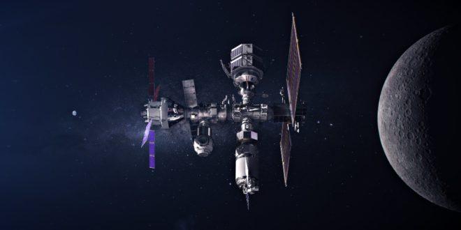MDA gets $35M design contract for Lunar Gateway Gateway External Robotics Interfaces