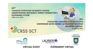 The 42nd Canadian Symposium on Remote Sensing