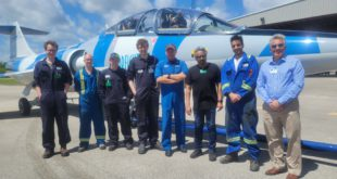 The Hypersonic Propulsion team of Space Engine Systems (SES), Canada at Kennedy Space Centre, Florida preparing all systems for hypersonic testing
