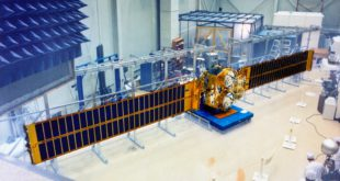 The Communications Technology Satellite also known as Hermes