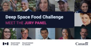 The Deep Space Food Challenge jury has been selected