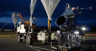 Can the The SuperBIT Balloon Telescope replace some of the Hubble Space Telescopes observations? The answer apparently is yes