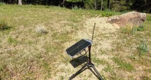 Swarm eval kit in the field