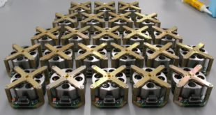 Reaction wheels developed by Rocket Lab Canadian acquisition Sinclair Interplanetary
