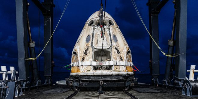 Inspiration4 crew returns to Earth, SpaceX achievement is significant