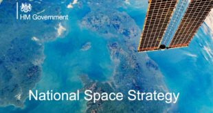 The United Kingdom National Space Strategy