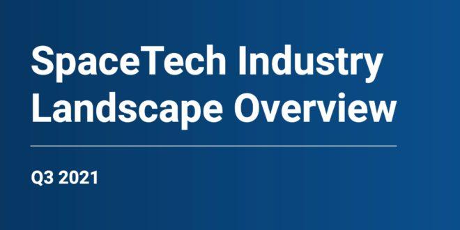 SpaceTech Industry Landscape Report Q3 2021