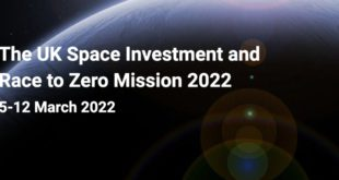The UK Space Investment and Race to Zero Mission 2022