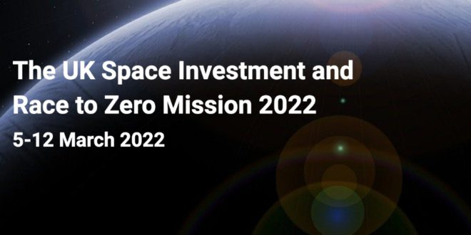 UK invites Canadian companies to space investment trade mission